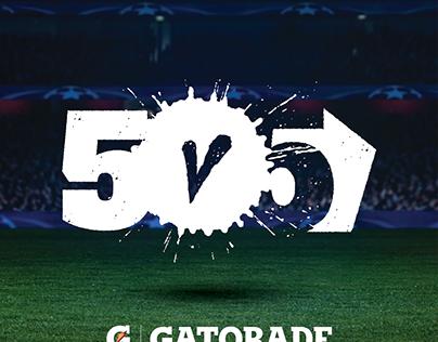 GATORADE   5V5 TOURNAMENT