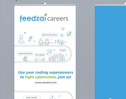 Feedzai Careers | Graphic Design