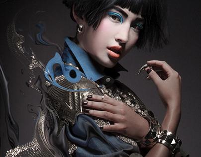 The Runaway Geisha