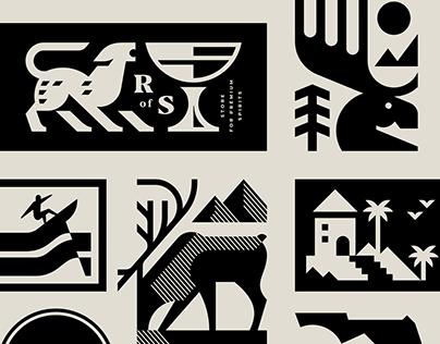 Illustrations 2020–2021
