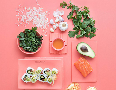 The Art Of Fusion - Food Photography