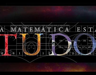 """Exposição """"a matemática está em tudo"""""""