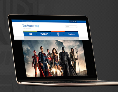 Time Warner Blog Redesign