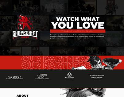 ShapeShift website