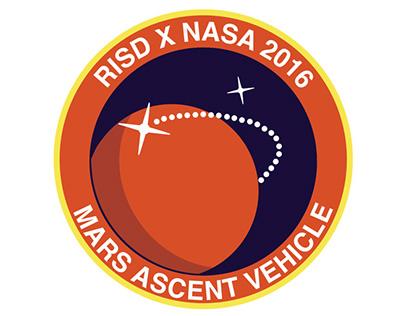 NASA x RISD patch