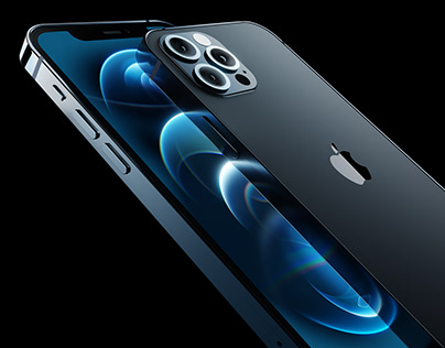 iPhone 12 Pro - mockup