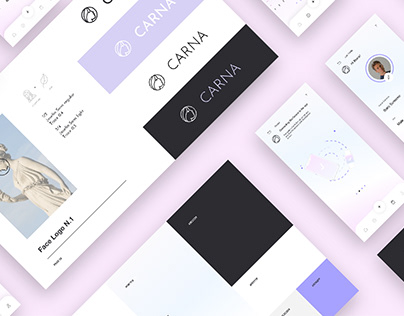 Carna | Branding & Application