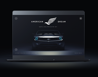 AmericanDream Cars Website