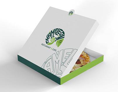 Chameleon logo & Identity