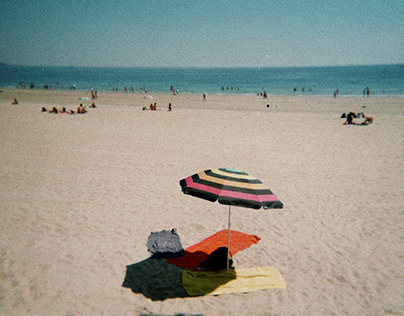 SUMMER EIGHTEEN⎢Analog Photography