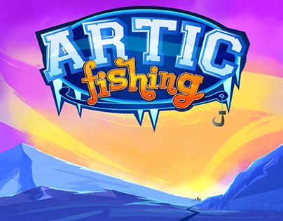 Artic Fishing slot machine