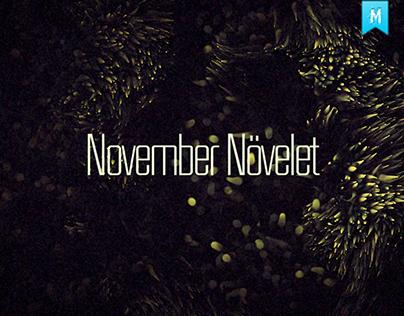 NOVEMBER NÖVELET | USELESS /// fan video
