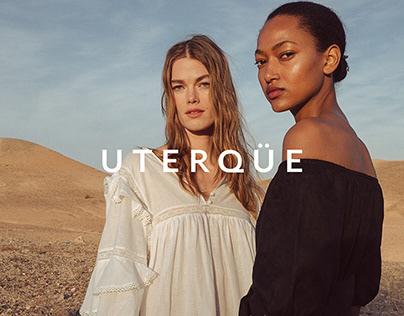 UTERQUE — Online store redesign