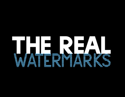 The Real Watermarks - Getty Images
