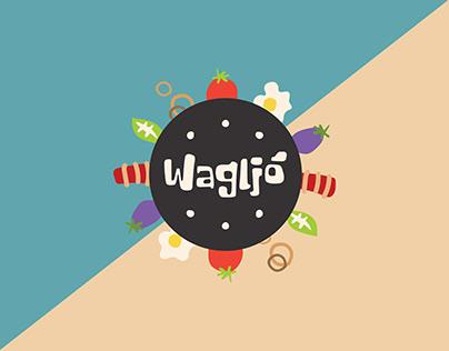 Wagliò - Brand Identity & Interaction Design Project