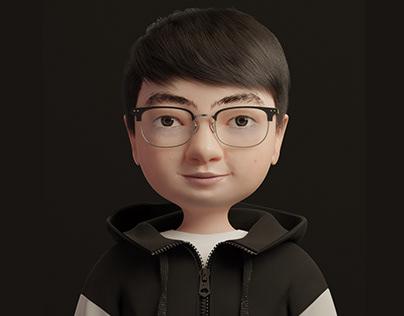 Boy Avatar