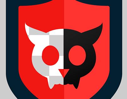 """Логотип для """"Котов Шрёдингера"""" www.Шрёдингер.РФ"""