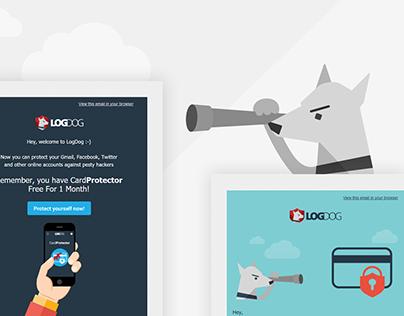LogDog Accounts Protection