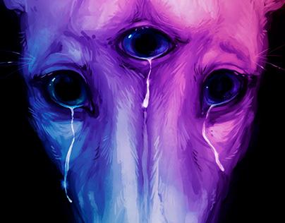 Dogs make me sad