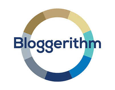 Bloggerithm Logo Redesign