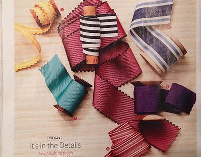House Beautiful Magazine Layout Design