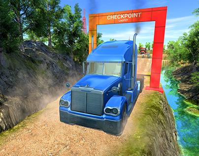 Euro Truck Cargo Game