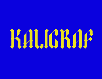 KALIGRAF