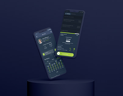 Driver App—Redesigned for Efficiency