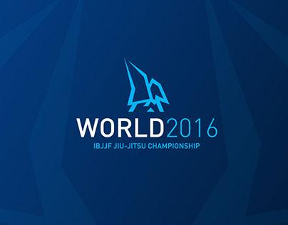 World jiu-jitsu championship 2016