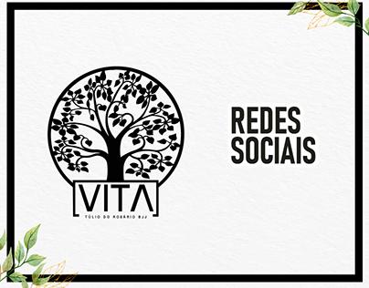 REDES SOCIAIS - VITA