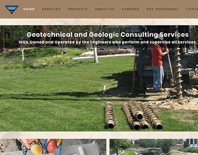 Southern California Geotechnical Website | Daniel Gysel