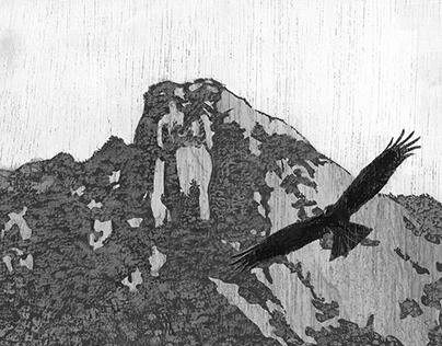 Hashi wo Wataru #41 Illustration 1 of 2