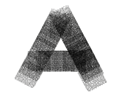 APOCRYPHA the voice of typography