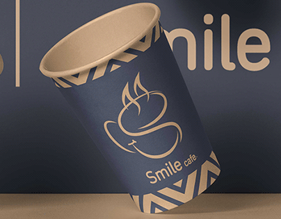 Smile cafe   logo