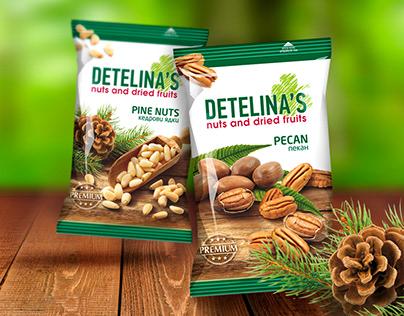 Premium Nuts Detelina