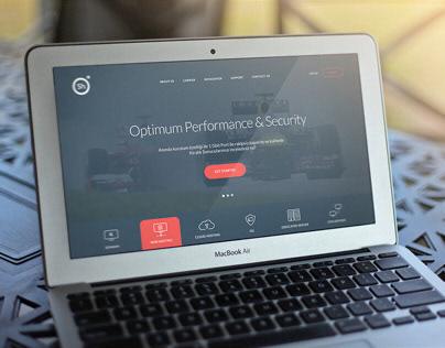 Equinix Web App