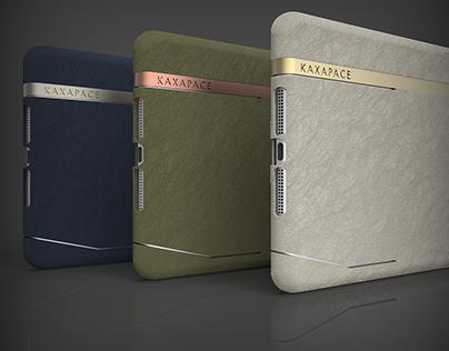 KAXAPACE - A Convertible iPad Case