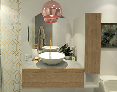 2019 | Diseño Baño // Bathroom Design