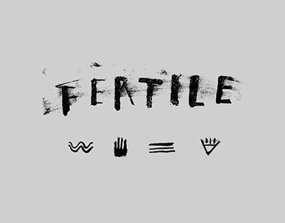 Stearica – Fertile – Artwork