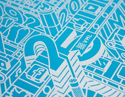 VML 25th Anniversary Sterling Sessions Branding