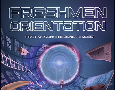 Freshmen Orientation 2019