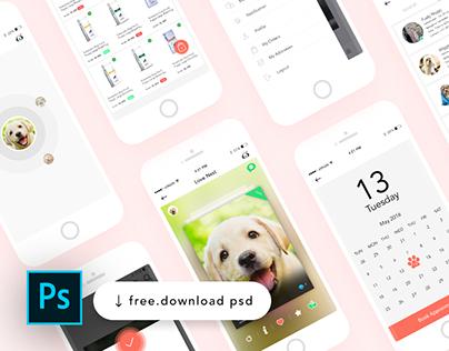 Dog Dating app - UI/UX Case study - Download
