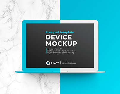 Device mockup