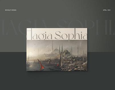 Hagia Sophia Booklet
