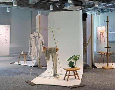 木と糸の組立家具展ASSEMBLED FURNITURE EXHIBITION