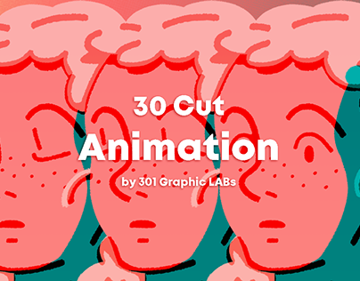 30 Cut Animation Clip