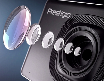 Prestigio Diamond Camera 3D Animated Commercial