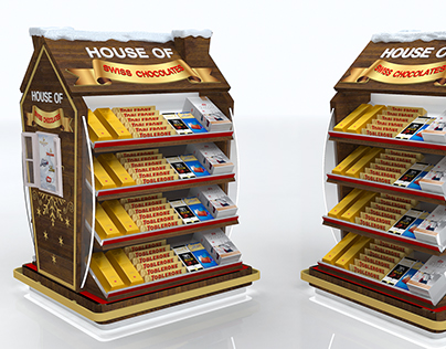 Swiss Chocolate Gondola