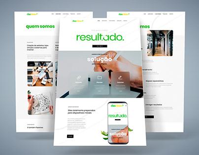 Website Dias Ideias
