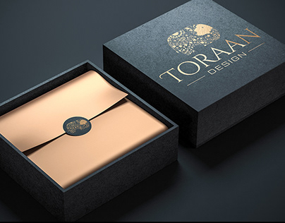 Brand Design   Toraan Design